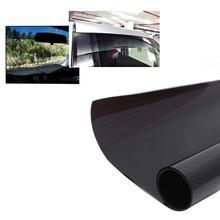 Windscreen-Stickers Sun-Protection-Accessories Solar-Film Sun-Shade Clear Anti-Uv Car
