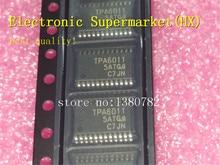 Free Shipping TPA6011A4PWPR TPA6011  6011A4PWPR  TSSOP-24 100% New original  IC стоимость