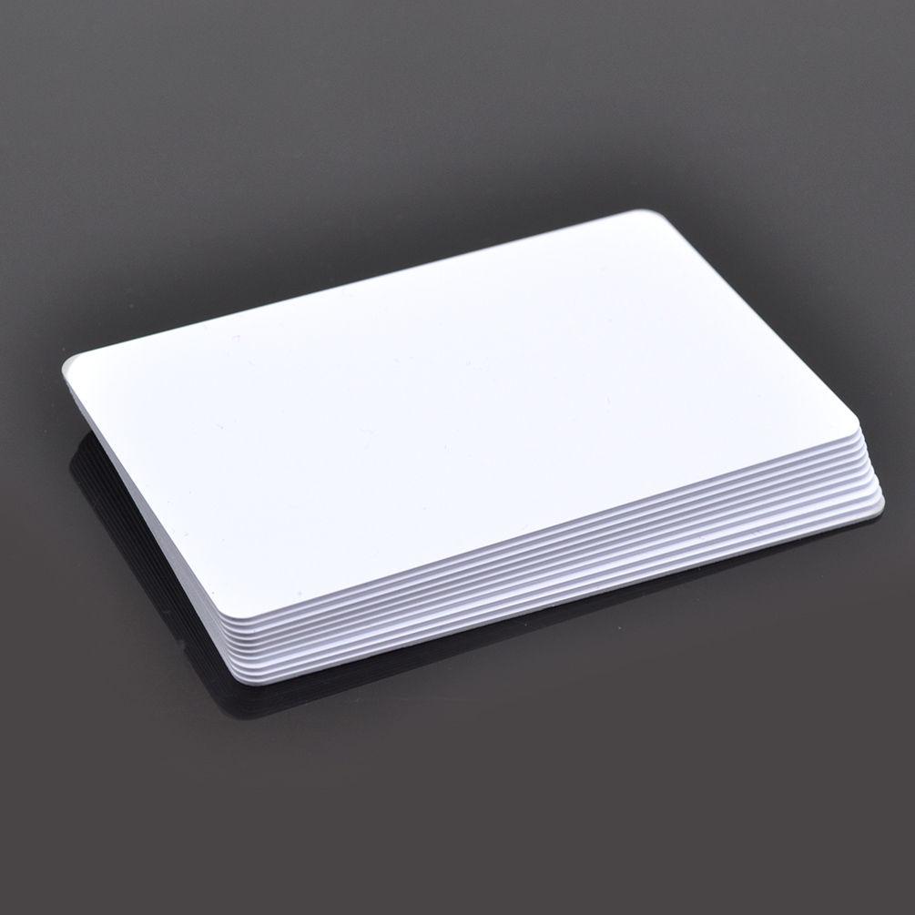 50 /100 шт., рчид-карта 13,56 МГц EM4100 для контроля входной двери, Визитная карта, карта автобуса, автострада