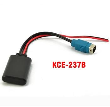 Módulo Bluetooth inalámbrico de Radio de coche adaptador auxiliar para Alpine KCE-237B...