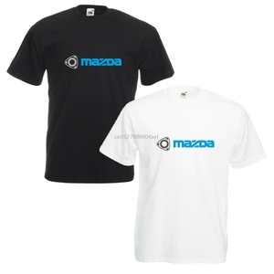 Mazda Rotary T-Shirt Car Enthusiast Wankel RX3 RX7 RX8 VARIOUS SIZES & COLOURS(1)(China)