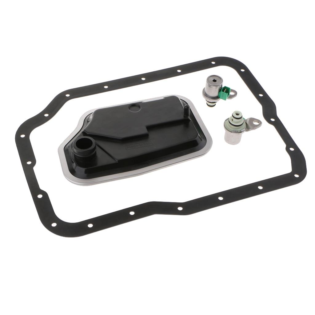 Kit de Service de filtre à solénoïde de changement de voiture 4 pièces 4F27E FN4AEL pour Focus Mazda
