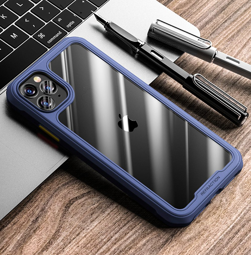 clear iPhone 12 Pro Max case