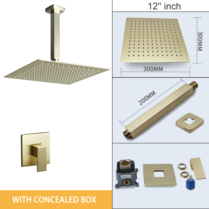conceal box 12 inch