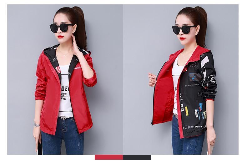 Hd54cbeac75e64ebaa8f37c7674fc764cz Streetwear Hooded Printed jacket women And Causal windbreaker Basic Jackets 2019 New Reversible baseball Zippers jacket 4XL