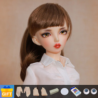 Minifee Fairyline Sia BJD Dolls 1/4 кукла bjd Full Set Jointed Doll with make up Children Toys for Girl Birthday Gift