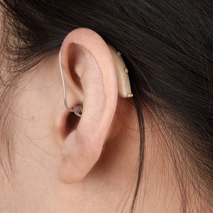 Image 5 - L4 RIC S مساعدات سمعية رقمية صغيرة المعونة تعديل الصوت مكبرات الصوت الصغيرة ريك السمع BTE الصم الإيدز الأذن أدوات العناية