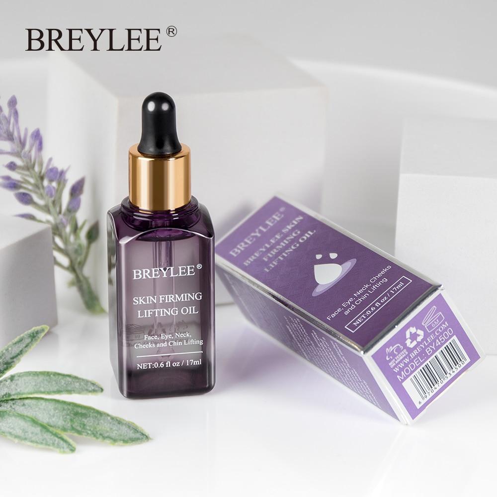 Купить с кэшбэком BREYLEE Vitamin E Oil Face Essencial Oil Rapid Firming Lifting Whitening Anti Wrinkle Anti-Aging Facial Skin Care Tightening
