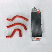 Алюминиевый радиатор и шланг для Honda CR80R/B; CR80 97-2002/CR85R/B; CR85 03-2008 04 05 06