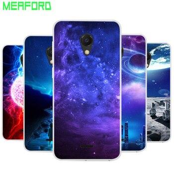 Перейти на Алиэкспресс и купить Силиконовый чехол для Meizu C9 Pro мягкий художественный принт задняя крышка для Meizu C9 C9Pro M 9C Прозрачный бампер чехол для телефона чехол для Meizu M9C ...