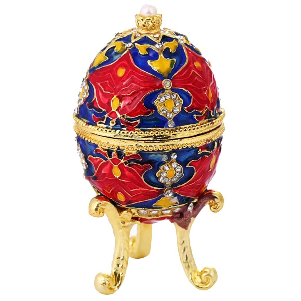 Faberge Style Egg Box