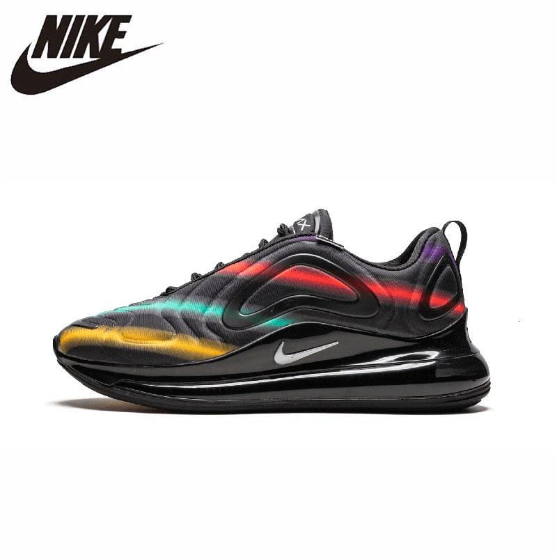 Nike Air Max 720  Parent-child  Shoes Original Man Running Shoes Air Cushion Comfortable Sports Sneakers #AO9294-400