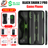 Global Xiaomi Black Shark 2 Pro 4G LTE Game Mobile Phone 6.39 8G/12G 128GB/256GB Snapdragon855+ 48MP 4000mAh Android SmartPhone
