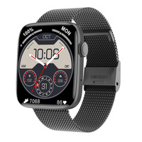 1.80 Inch Full Touch HD Screen Bluetooth Call Smart Watch Men Rotary Button GPS Track IP68 Waterproof Smartwatch 200+ Watch Face 1