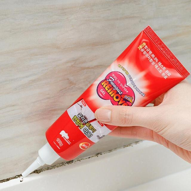 Mold Remover Gel  - Household  Cleaning Agent Tile Cleaner Floor Wall Fungicide Refrigerator Stain Cleaner etc