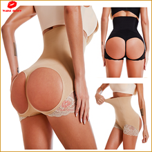 Full buttocks Womens Firm Tummy Control Butt Lifter Shapewear High Waist Trainer Body Shaper Shorts Thigh Slim Girdle leggings