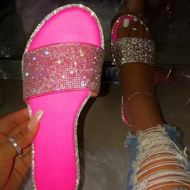 Litthing/женские шлепанцы; Летние женские Вьетнамки ярких цветов; Женские шлепанцы пляжная обувь; Женская Блестящая обувь на плоской подошве Вьетнамки      АлиЭкспресс