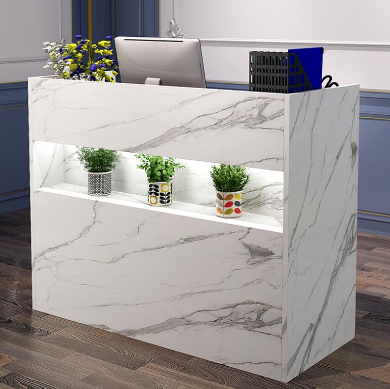 Led Cash Register Bar Counter Hotel, Salon Reception Desk