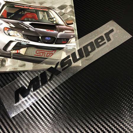 Lulusticker #082 20X2 Cm Gemodificeerde Japanse Samurai Super Auto Side Rokken Woorden Stickers En Decals Waterdichte Auto styling Decal