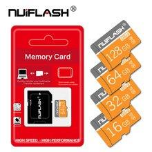 Crazy hot-tarjeta Micro SD Clase 10, 8GB, 64GB, 32GB, 16GB, tarjeta de memoria TF, 128GB, con regalo