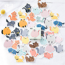 Stationery Stickers Scrapbooking Diary Cats Lovely Kawaii Paper of Hot-Sale All-Kinds