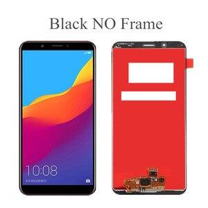 Image 3 - 5.99 Dành Cho Huawei Honor 7C Pro LND L29 LND AL30 LND AL40 Màn Hình Hiển Thị LCD Bộ Số Hóa Cảm Ứng Có Khung Cho Danh Dự 7C