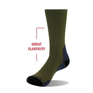 Image 3 - YUEDGE Brand 5 Pairs Mens Breathable Cotton Colorful fashion Cushion Casual Business Sport Runing Crew Dress Socks