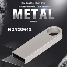 Metall USB Flash Drive otg 2,0 stick 64GB cle usb флэш-накопител stick 32GB 16GB 8GB Stift Drive für telefon