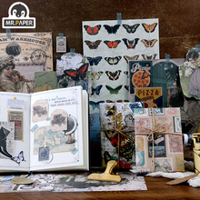 Mr.paper 15pcs/each Illustrated Book…
