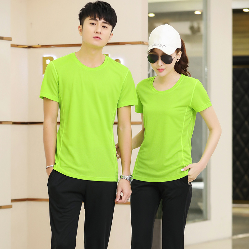 New Products Leisure Sports Suit Men And Women Couples Spring And Autumn New Style Coat Trousers Short Sleeve