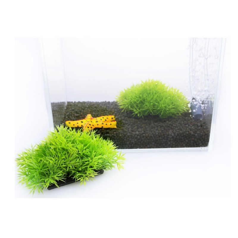 Water Weeds เครื่องประดับเครื่องประดับตกแต่งถังปลา & เครื่องประดับประดิษฐ์ Grass Aquarium Decor