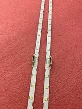 LED bar(2) para Samsung UE55NU7172U UE55NU7100 UE55NU7105 55NU7100 BN96-45913A 46033A UE55NU7179 UE55NU7170U UE55NU7300 UE55NU7400