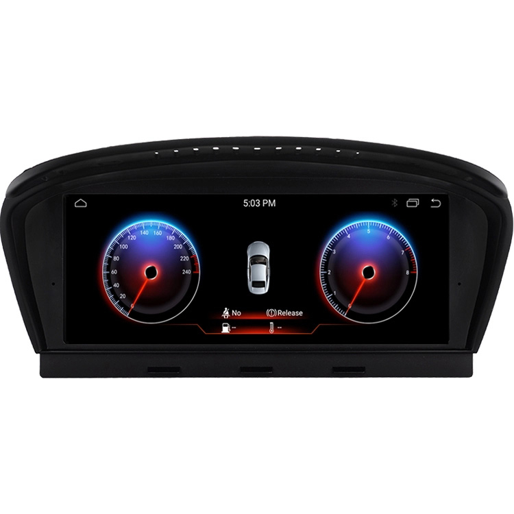 Car audio autoradio Player GPS Navigation For <font><b>BMW</b></font> 3 Series <font><b>E90</b></font> E91 E92 E93 Radio Stereo Px6 Processor Six Cores Android 9 Screen image