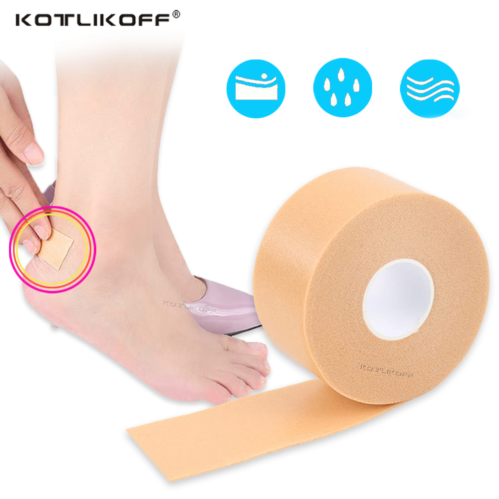 KOTLIKOFF Foot Abrasion Followed Care Foam Sticker Anti-slip High Heeled Feet Pad Tape Cushions Shoes Relieve Blister Pain Paste