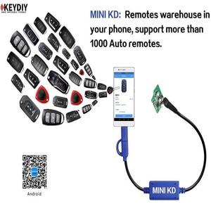 Image 5 - מיני KD מפתח גנרטור מחסן שלך טלפון תמיכת אנדרואיד מכשיר לעשות יותר מ 1000 אוטומטי שלטים דומה KD900