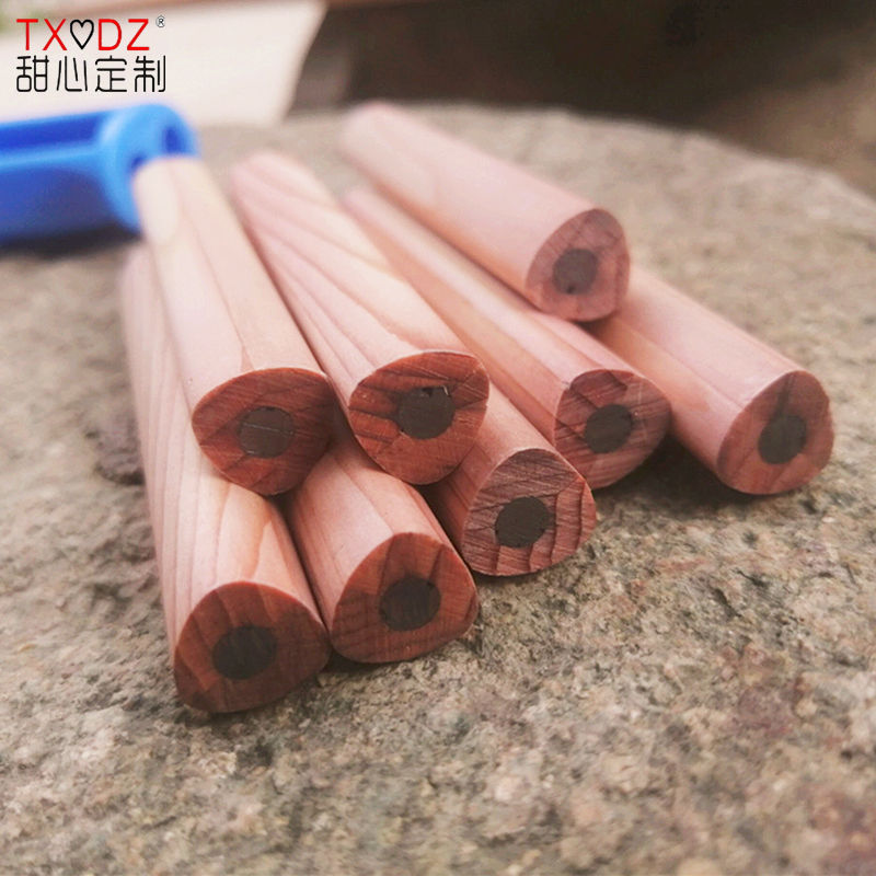 Купить 88 см 5 шт/3 шт баррель толстым коротким карандаш треугольник