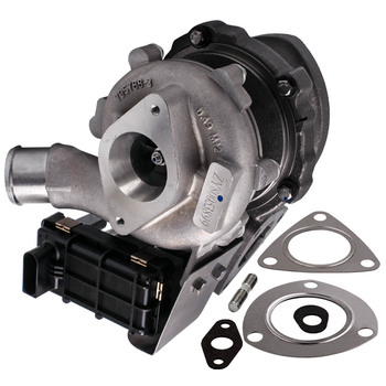 Turbocharger Turbine For Ford Commercial Transit 2011-2013 787556-5017S Turbo + Gaskets + Electric Valve