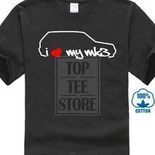 I love my mk3 golf 3 t наклейка на рубашку set gti vr6 edm тюнинг