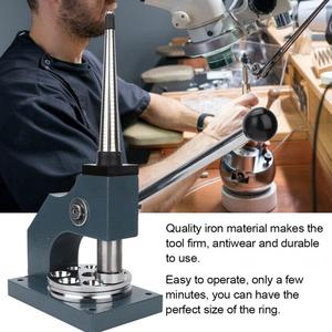 Image 2 - Professional Ring Stretcher Reducer Enlarger Size Adjuster Durable Jewelry Making Forming Tools Resin Mold for Jeweler Making