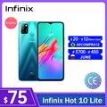 Infinix Heißer 10 Lite Smartphones 6.6