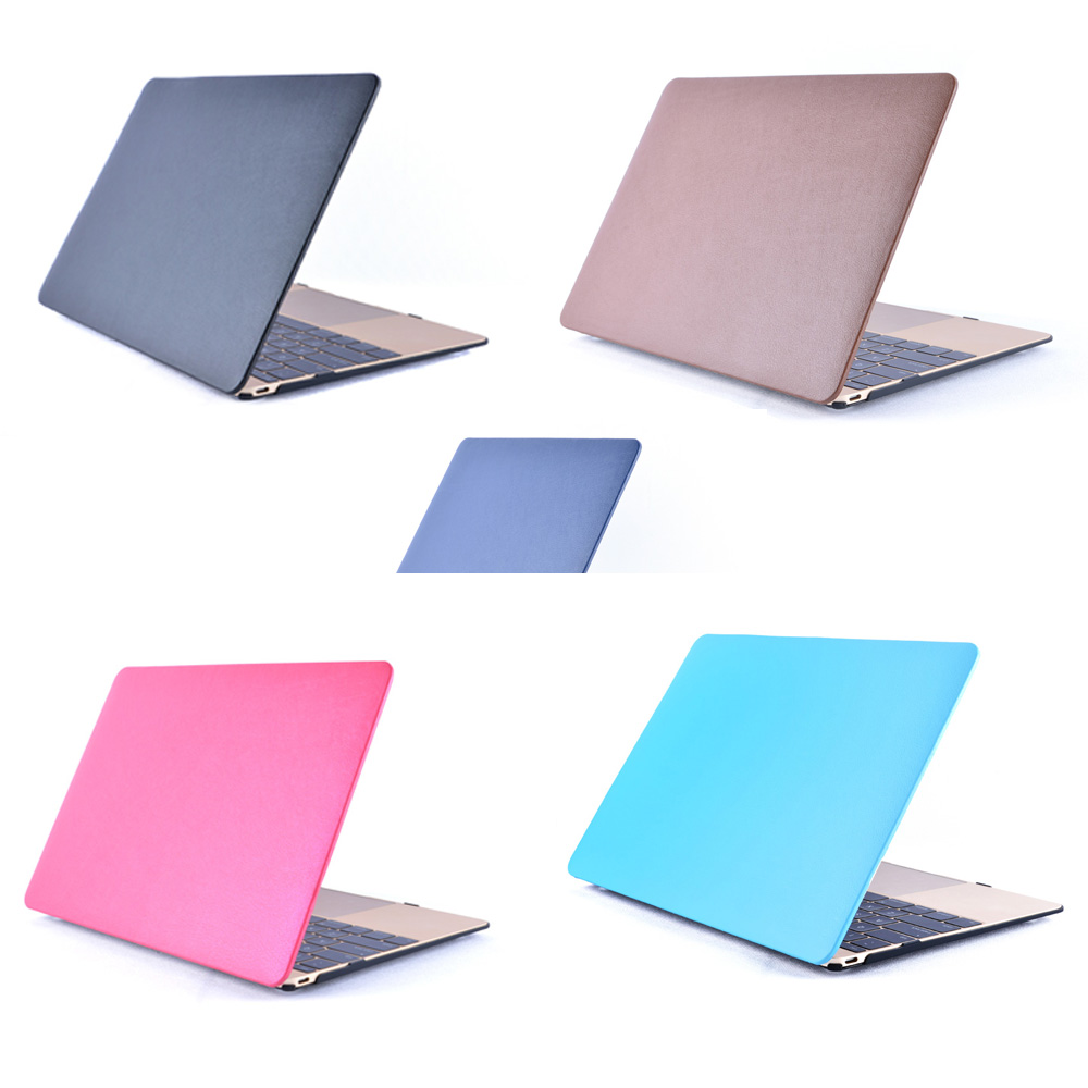 A1534 Protective Case For Macbook 12 eather PC Series Laptop cover shell 2015 2016 2017 image