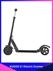 KUGOO Folding-Speed Electric Scooter Delivery Adult 350W 3-Speed-Modes No-Tax Eu-Stock
