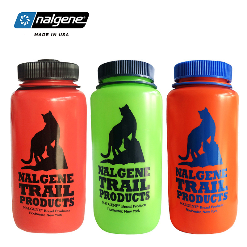 1L Outdoor Sports Drinking Water Bottles Leak-Proof Cycling Travel Hiking Cups