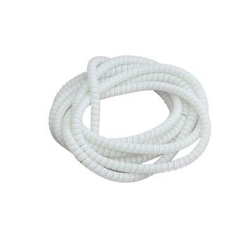 Kabel nawijacza kabel ładowarka magnetyczna przewód drutowy ochrona linii danych sznurek sprężynowy do iphone #8217 a tanie i dobre opinie cafele Z tworzywa sztucznego NONE 1 4m data line protection rope