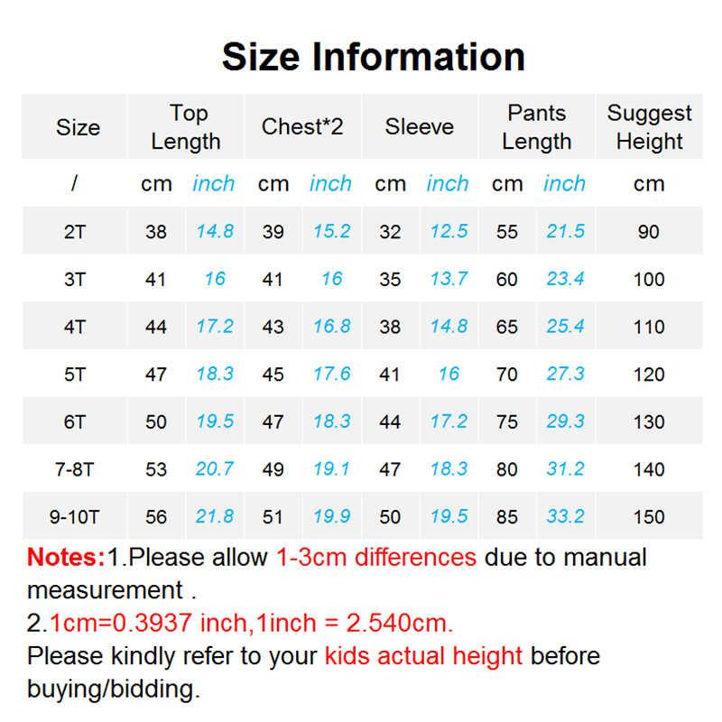 Anak Laki-laki Olahraga Set Kasual Musim Semi Musim Gugur Balita Remaja Anak Laki-laki Pakaian Warna Yang Sesuai dengan Mantel Celana Anak-anak Pakaian Set Anak-anak Baju Olahraga