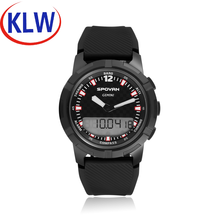 Gemini2 Date Time Display Weather Forecast Barometer Altimeter Chronograph Compass Alarm Thermometer measuring Smart Sport Watch