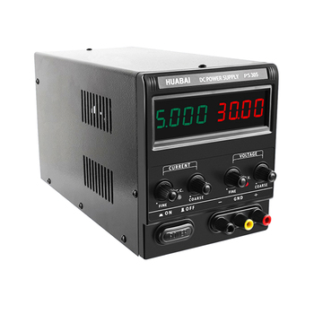 Adjustable DC Power Supply Voltage DC Regulated Power Supply Notebook Maintenance 30V 5A Four Digit Display Ps305 sugon 3005d 30v 5a dc power supply adjustable 4 digit display laboratory power supply110 220v voltage regulator for phone repair