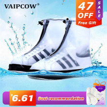Reusable Waterproof Overshoes Shoe Covers Shoes Protector Men&Womens&Children Rain Cover for Accessories