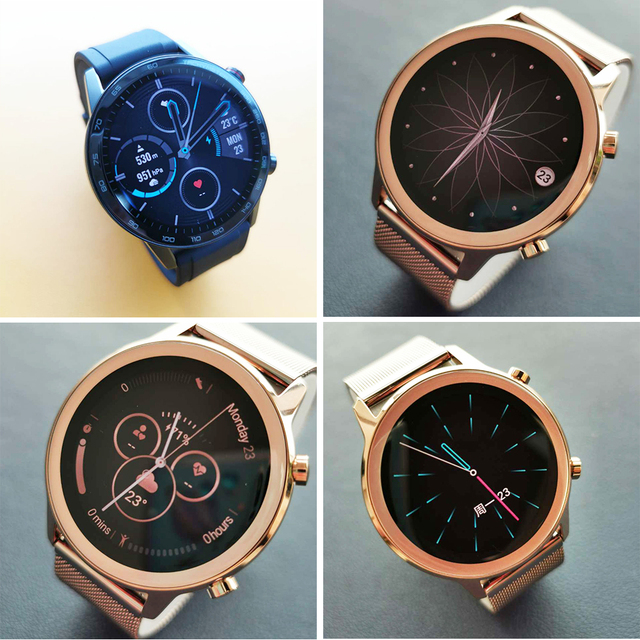 In Stock Global Version Honor Magic Watch 2 Smart Watch Bluetooth 5.1 Smartwatch Blood Oxygen 14 Days Waterproof MagicWatch 2 6