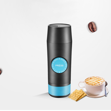 Coffee-Machine Automatic Espresso Brewing Capsule/Powder Outdoor Vehicle Household/commercial-Use